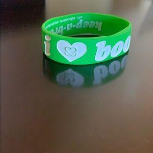 Jewelry - I Love Boobies Bracelet